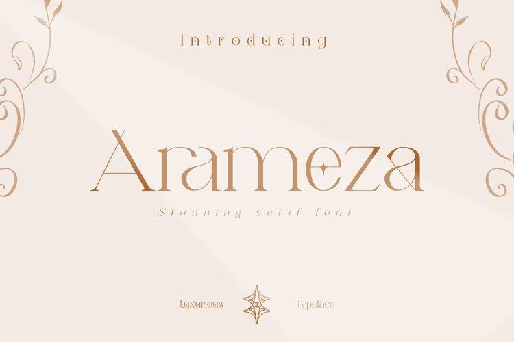 Arameza example image 1