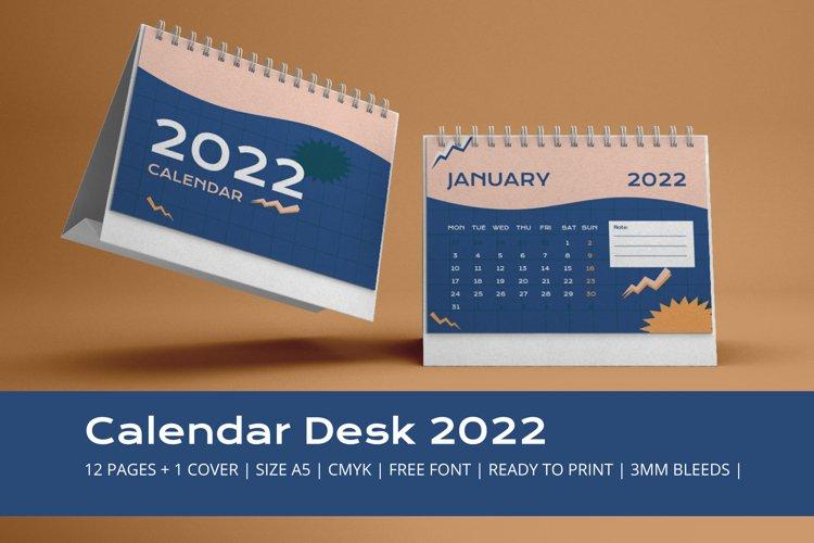 90's Calendar 2022 Theme example image 1