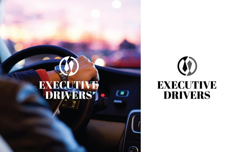 Executive Drivers Logo Template