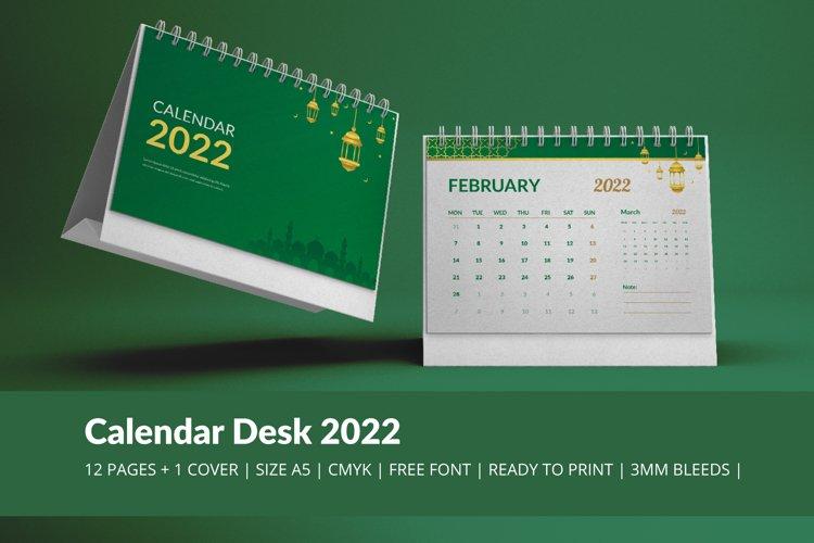 Islamic Calendar 2022 Theme