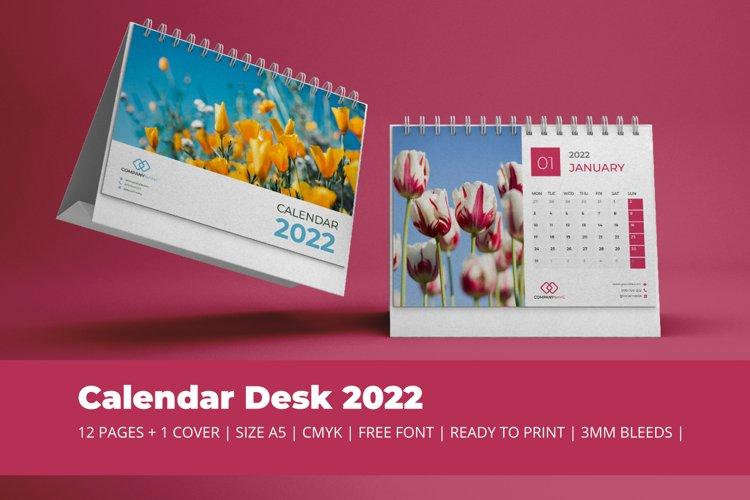 Clean Calendar 2022 Theme example image 1