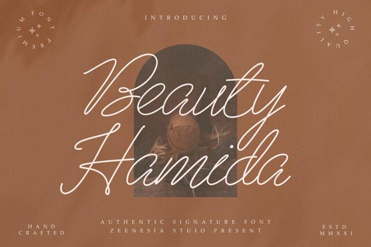Beauty Hamida example image 1