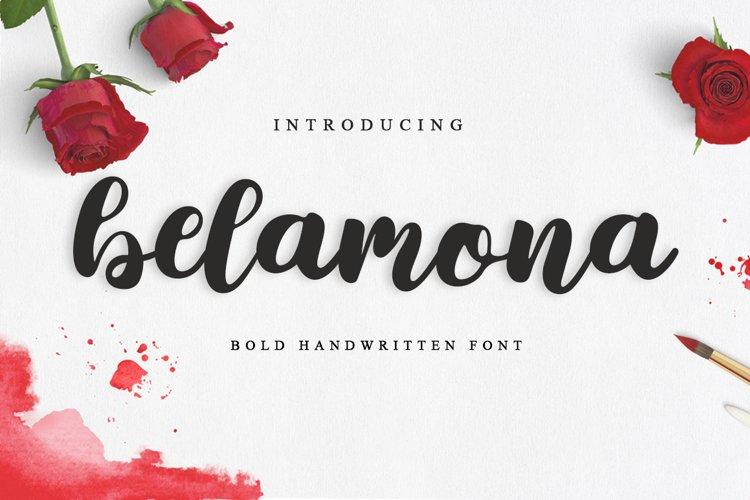 belamona script example image 1