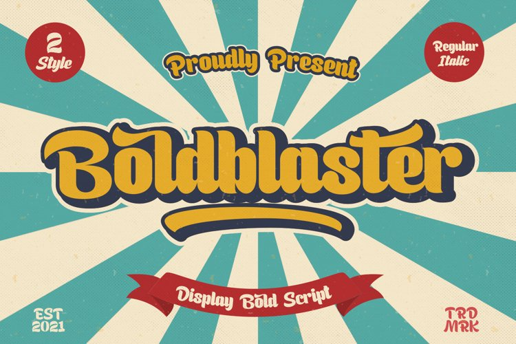 Boldblaster example image 1