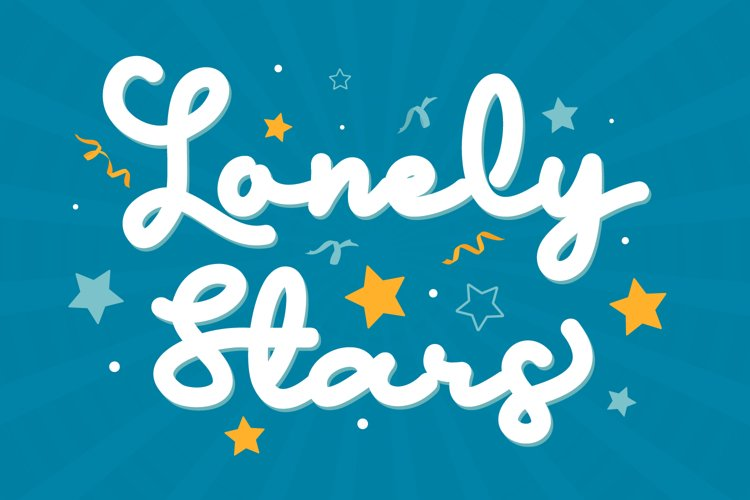 Lonely Star example image 1