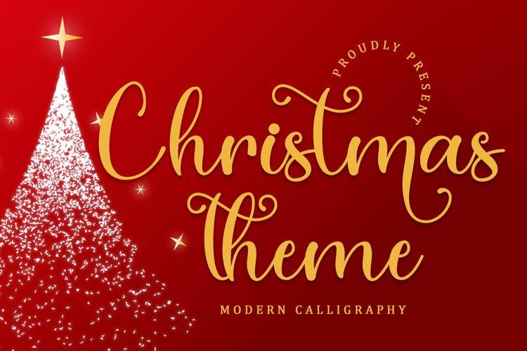 Christmas Theme example image 1