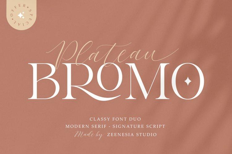 Bromo Plateau example image 1