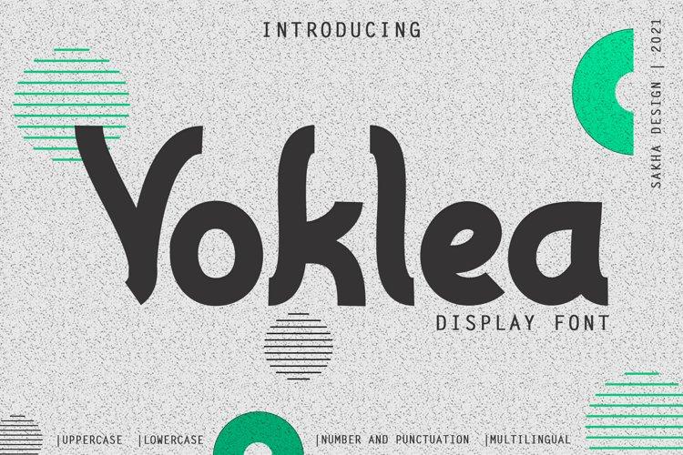 Voklea example image 1