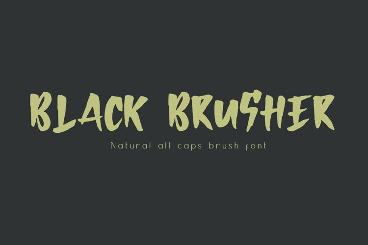 Black Brusher