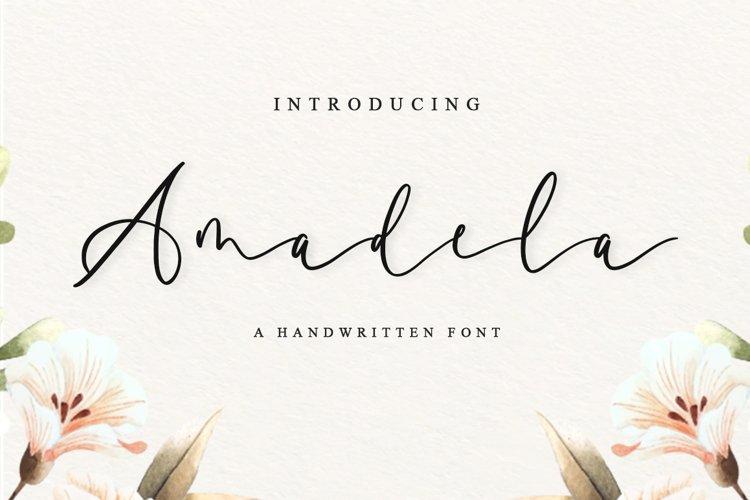 Amadela example image 1