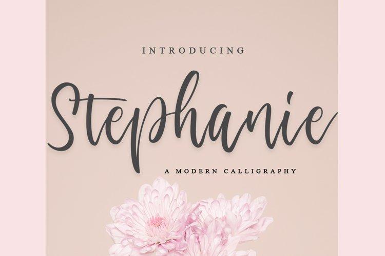 Stephanie example image 1