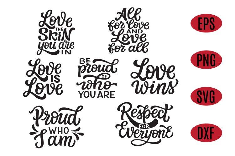 Love Is Love SVG Bundle, Love wins SVG