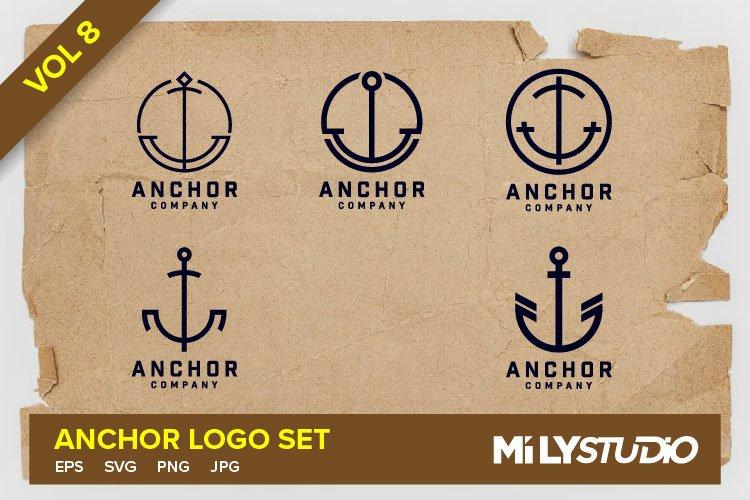 Anchor Logo Set