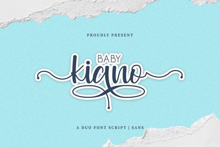 Baby Kiano Duo example image 1