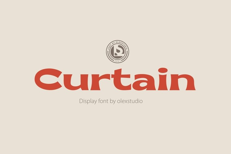 CURTAIN - Display example image 1