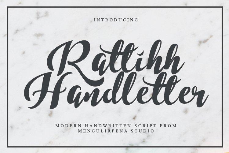 Rattihh Script example image 1