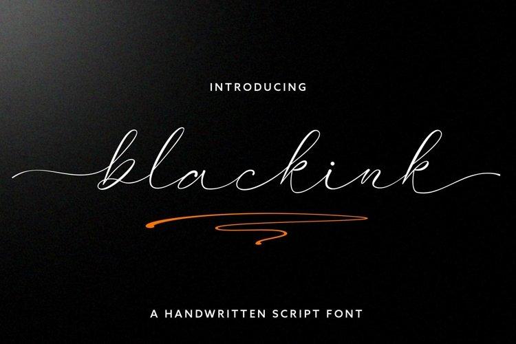 Blackink example image 1