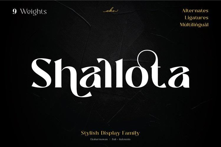 Shallota example image 1