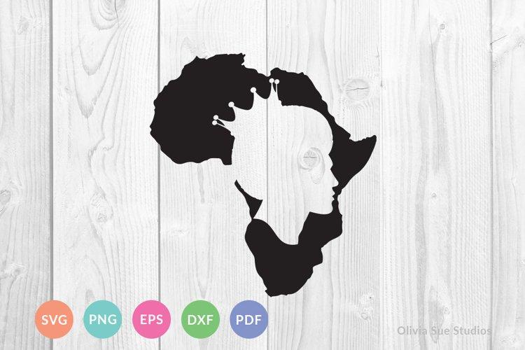 African King SVG, Black Fathers SVG Cut File