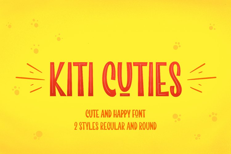 Kiti Cuties - 2 Styles example image 1