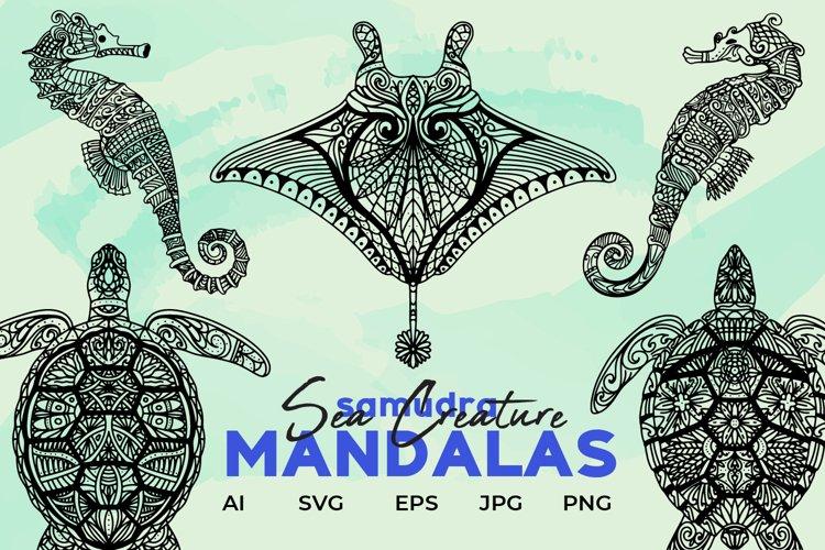 Samudra Animal Mandala