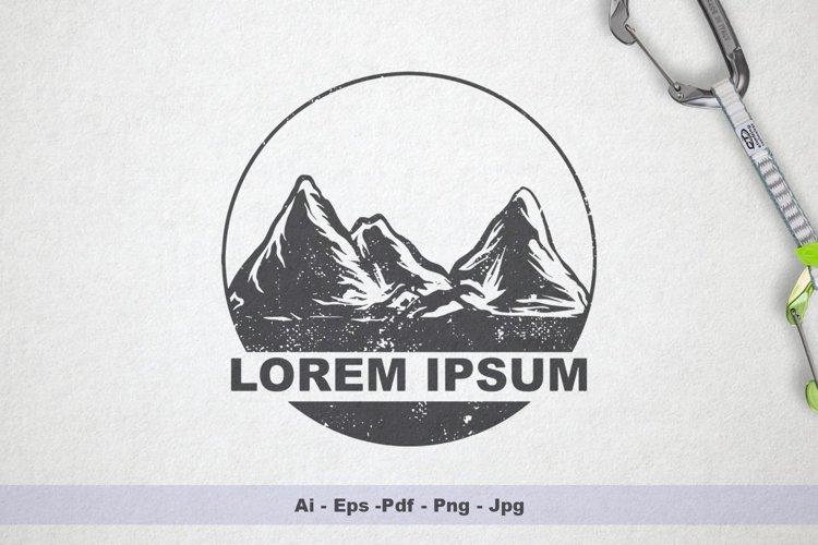 The Mountain Logo