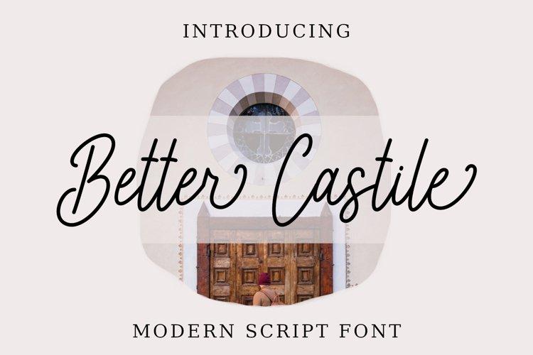Better Castile example image 1