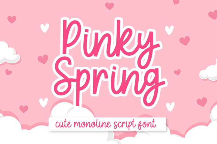 Pinky Spring example image 1