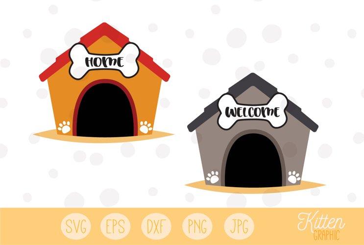 Dog House SVG
