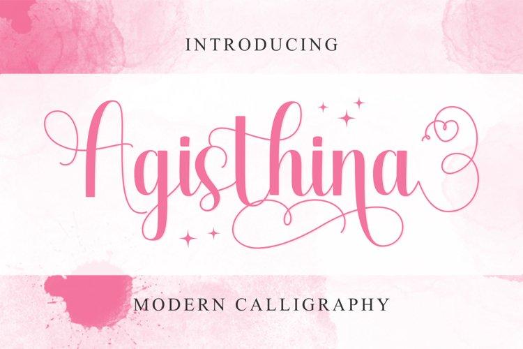 Agisthina