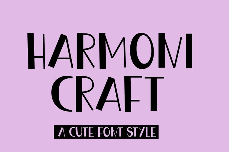 Harmony Craft example image 1
