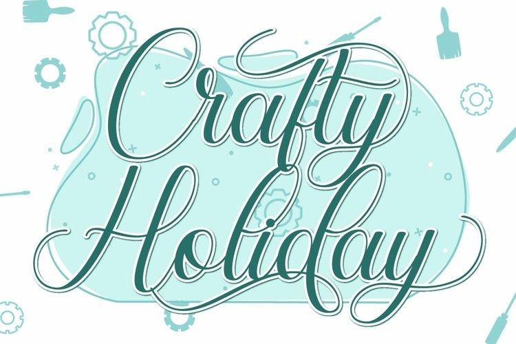 Crafty Holiday example image 1