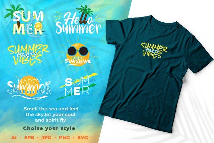 Summertime vibes Bundle