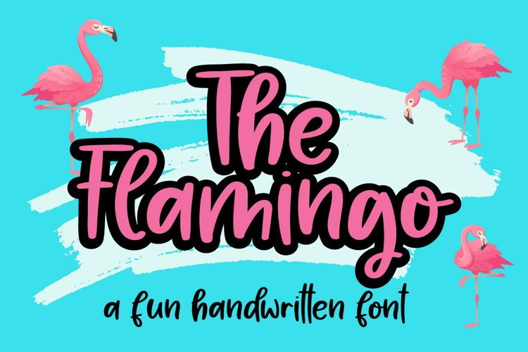 The Flamingo example image 1