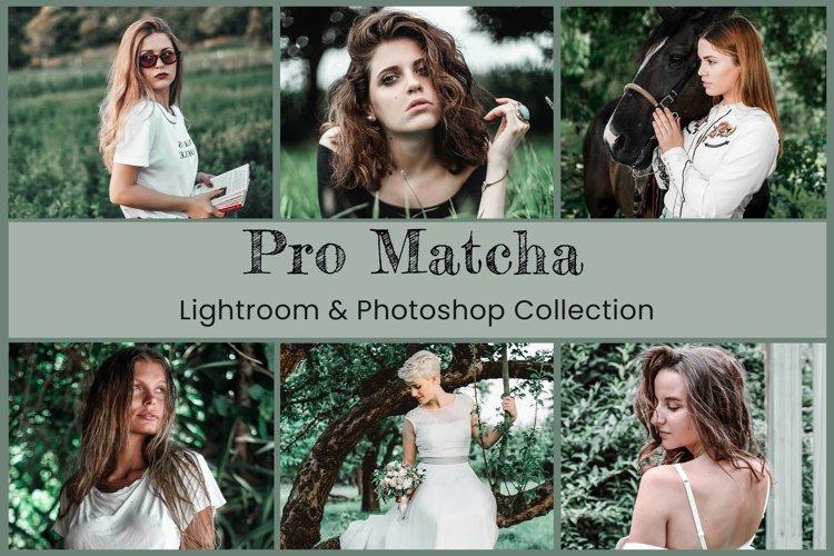 10 Pro Matcha Photo Edit Collection