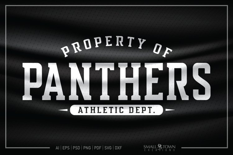Panther, Panther Athletic Department, Panther SVG