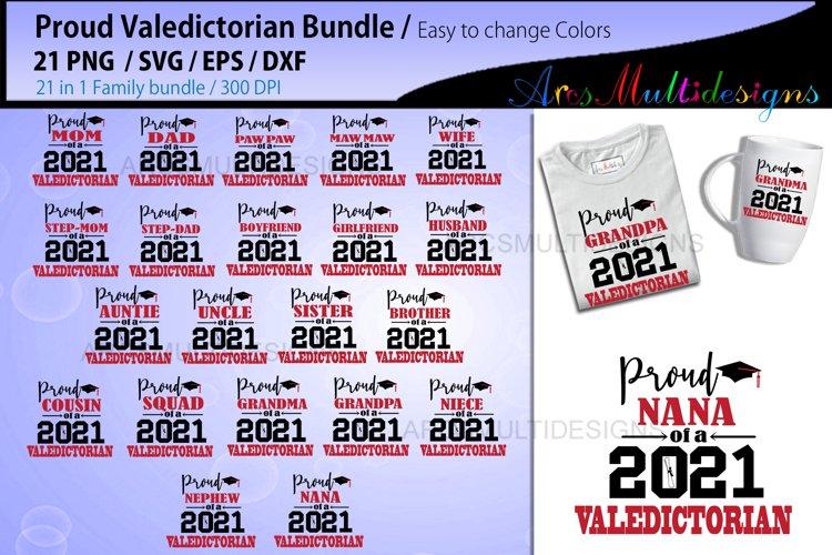 proud valedictorian bundle, valedictorian graduate bundle