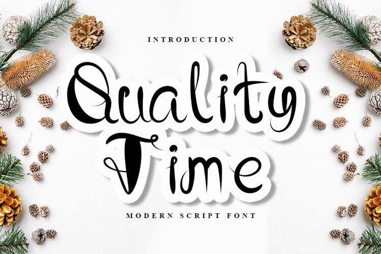 Quality Time example image 1