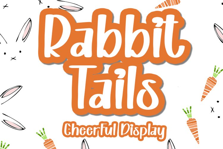 Rabbit Tails example image 1
