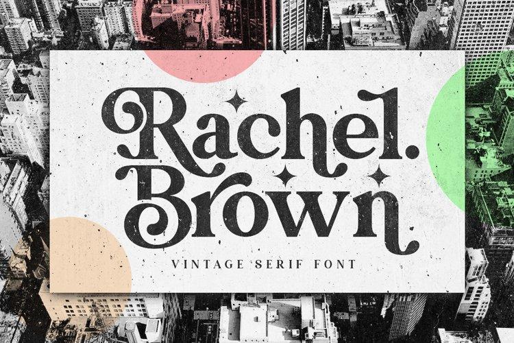 Rachel Brown example image 1