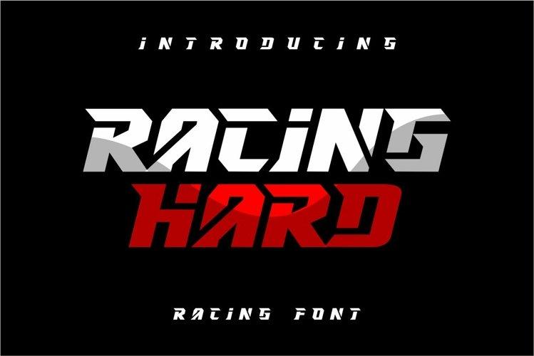 RACING HARD example image 1