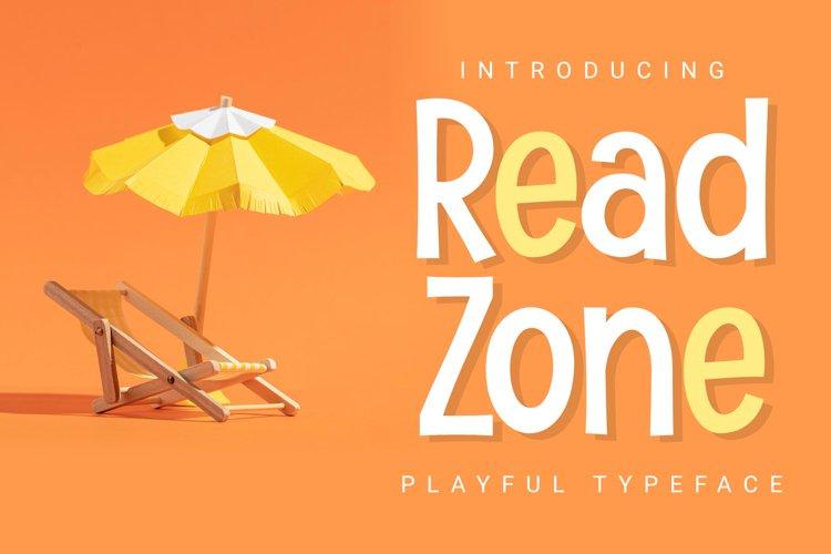 Readzone