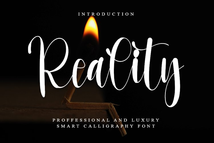Reality example image 1