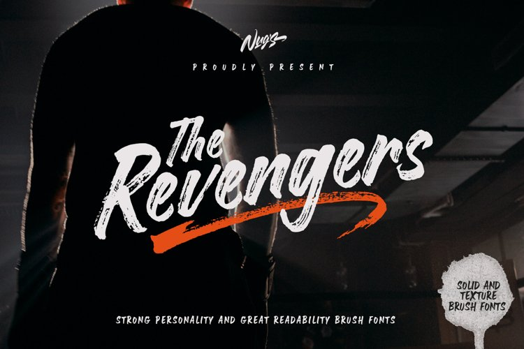 The Revengers example image 1