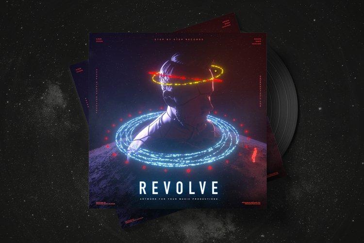Revolve Album Cover