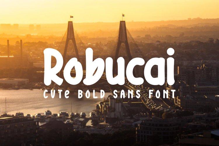 Robucai example image 1