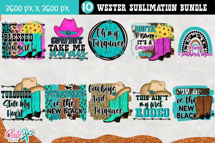 Cowgirl quotes Western Sublimation Bundle Vol 5