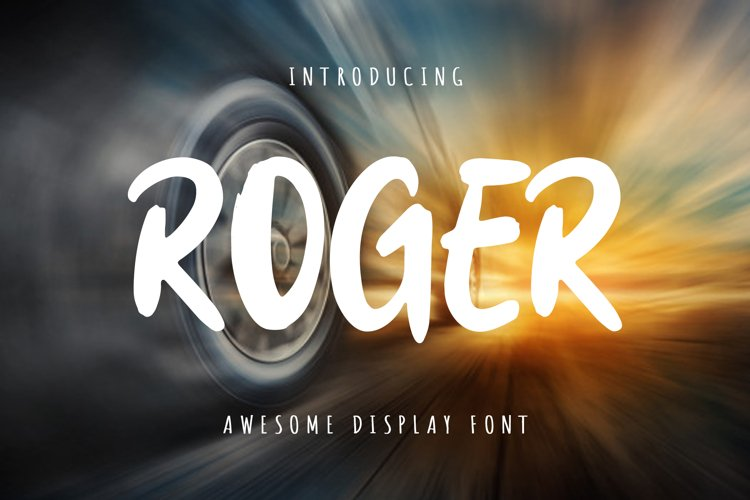 Roger example image 1