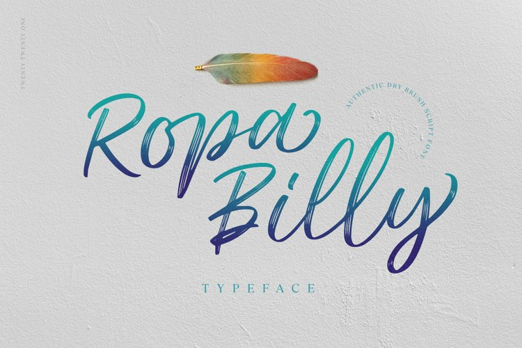 Ropa Billy example image 1