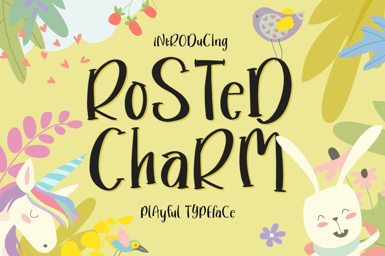Rosted Charm example image 1